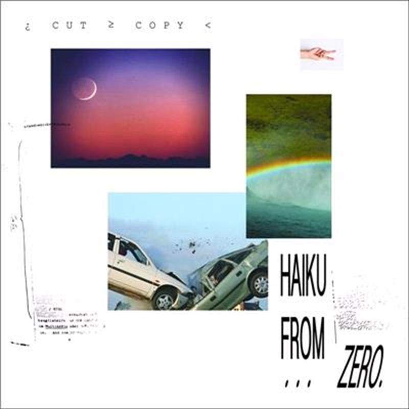Haiku From Zero | CD
