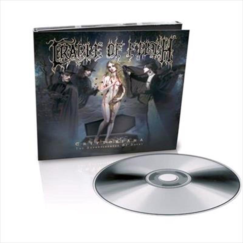 Cryptoriana - The Seductiveness Of Decay   CD