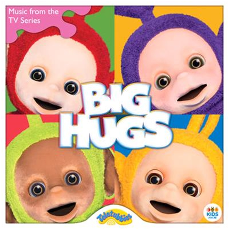 Big Hugs | CD
