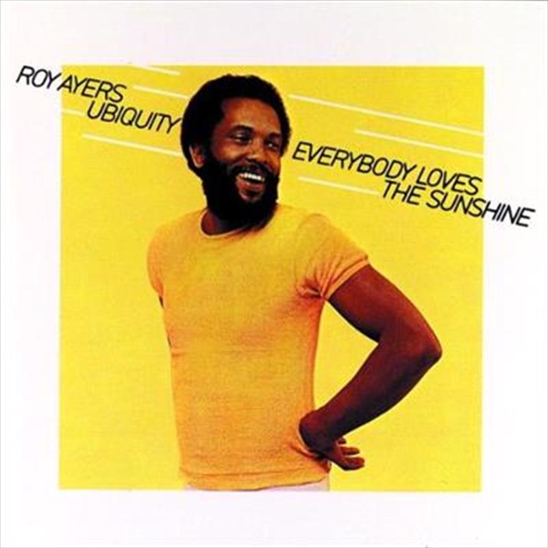 Everybody Loves Sunshine | CD
