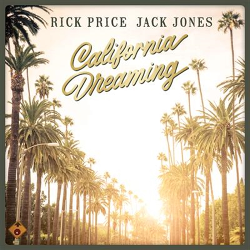 California Dreaming | CD