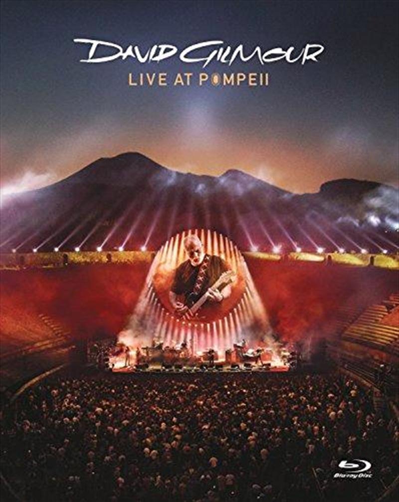 Live In Pompeii   Blu-ray