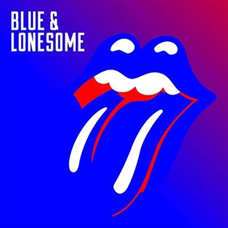 Blue And Lonesome | CD