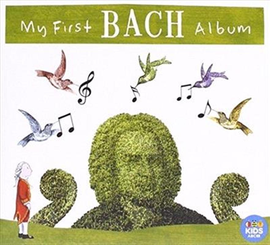 My First Bach Album | CD