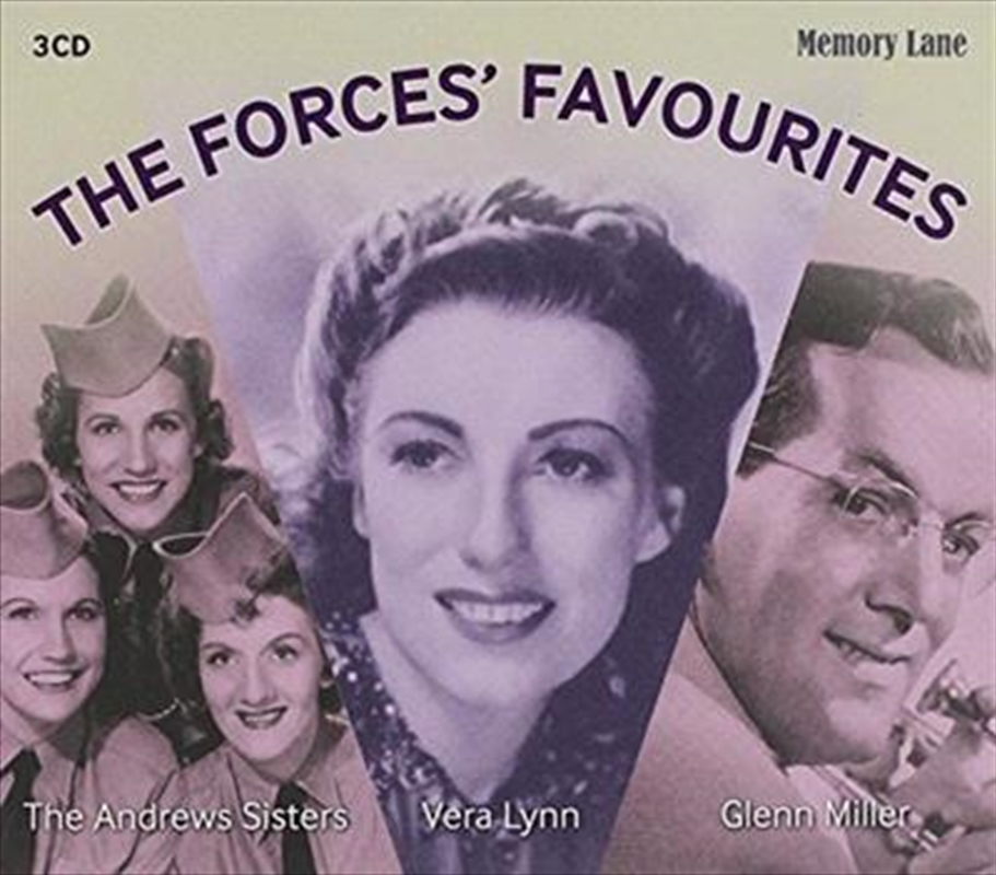 Forces Favourites | CD