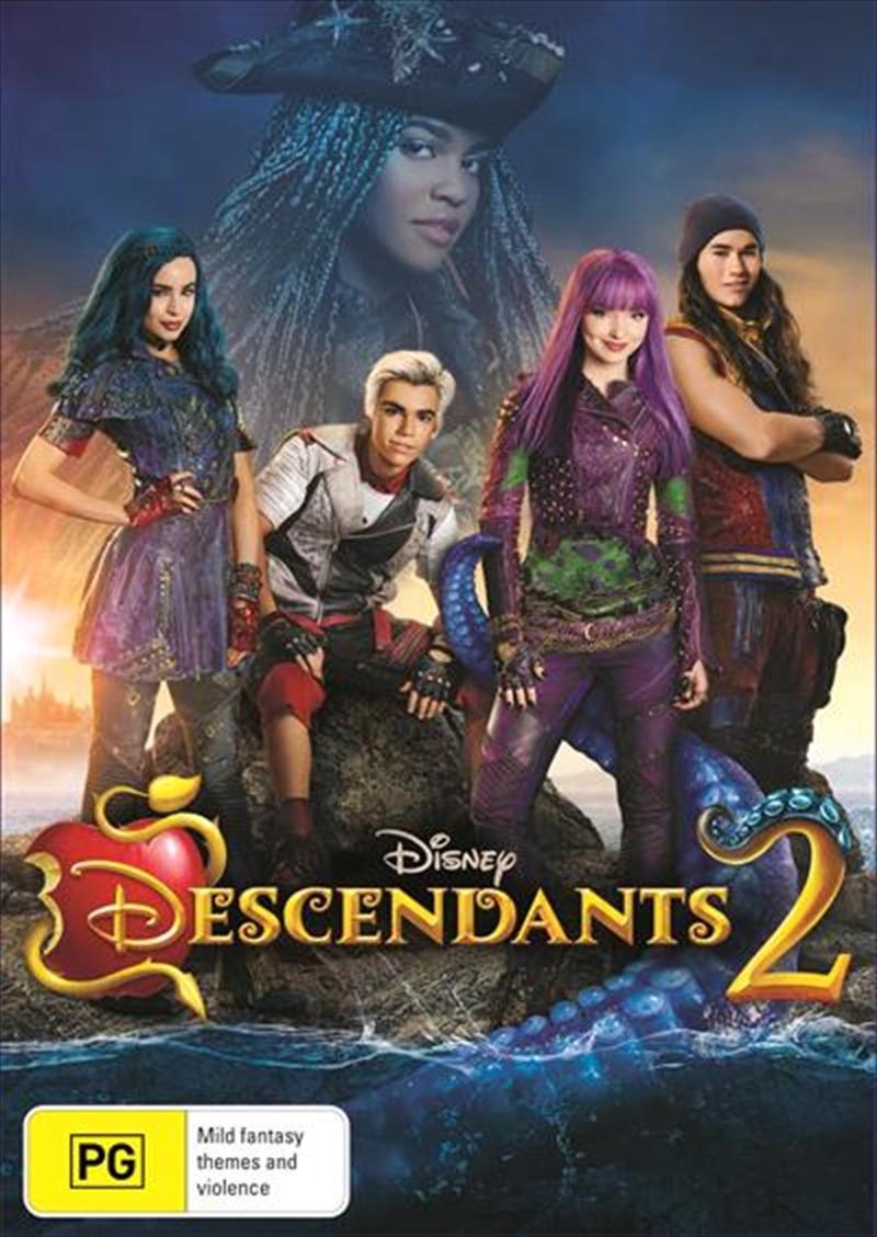 Descendants 2 | DVD
