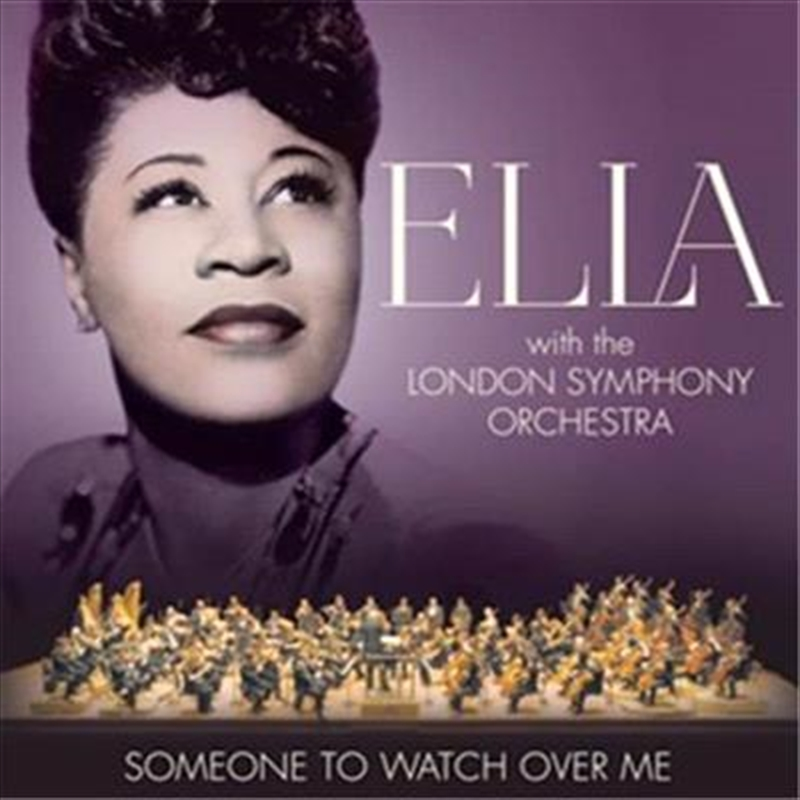 Someone To Watch Over Me   CD
