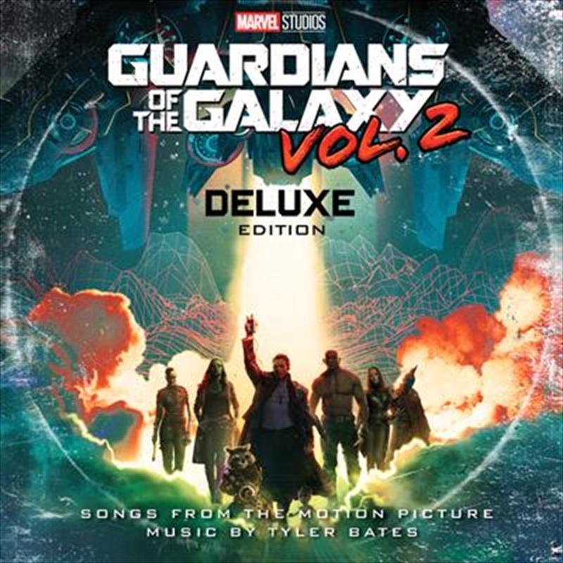 Guardians Of The Galaxy Vol. 2 | Vinyl