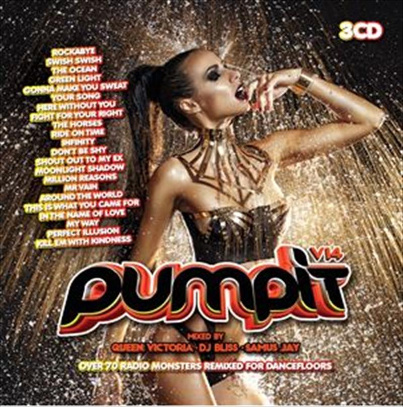 Pump It Volume 14 | CD
