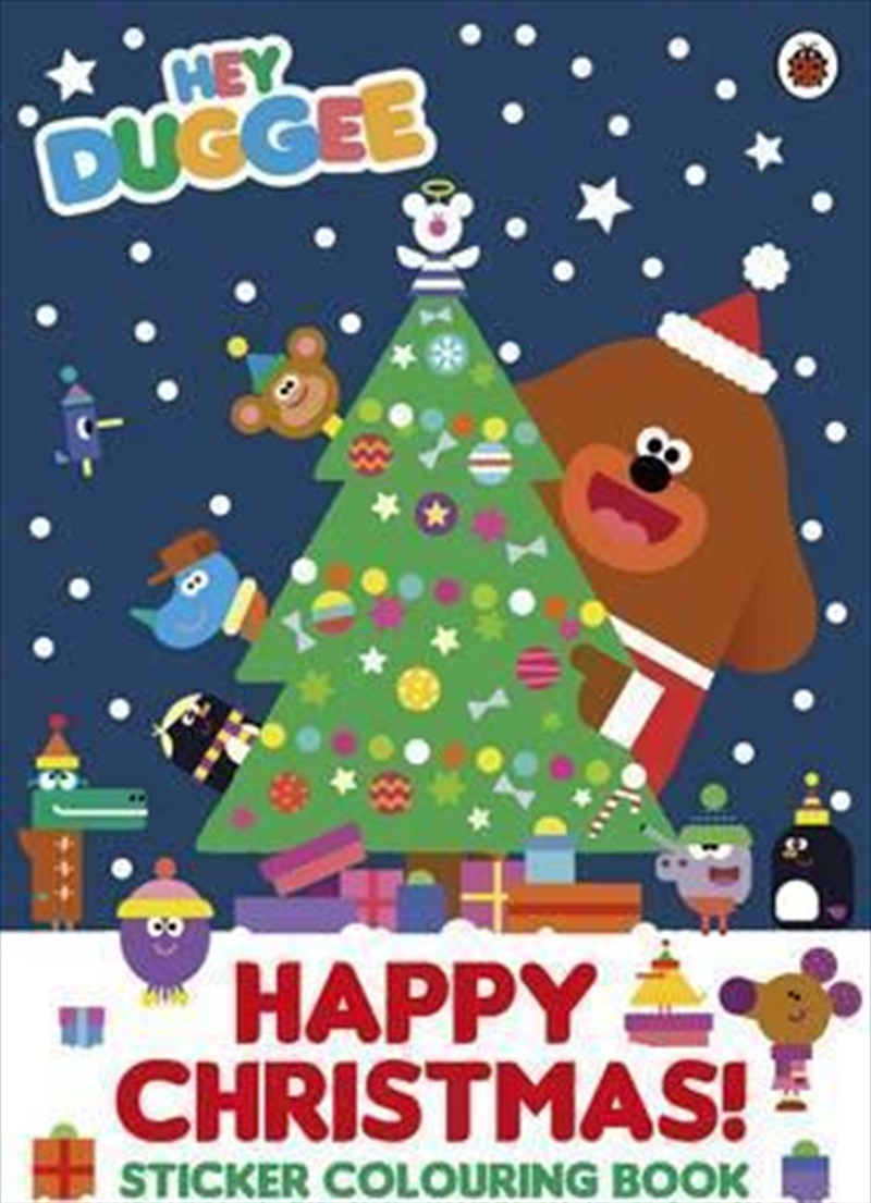 Hey Duggee: Happy Christmas | Paperback Book