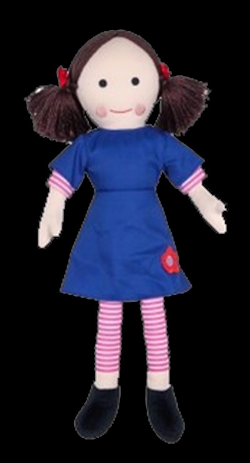 Jemima Cuddle Doll Plush 50cm Toys, Toy | Sanity