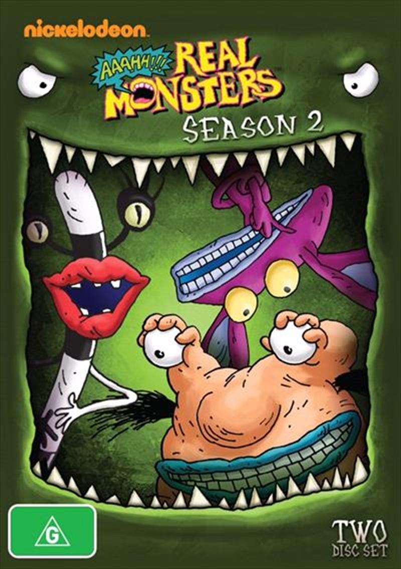 Aaah!!! Real Monsters - Season 2 | DVD