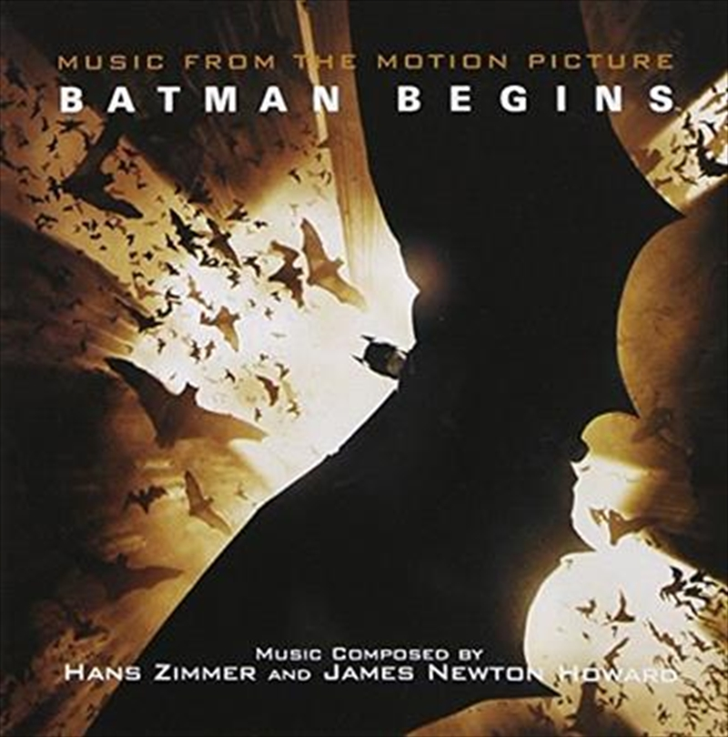 Batman Begins | CD