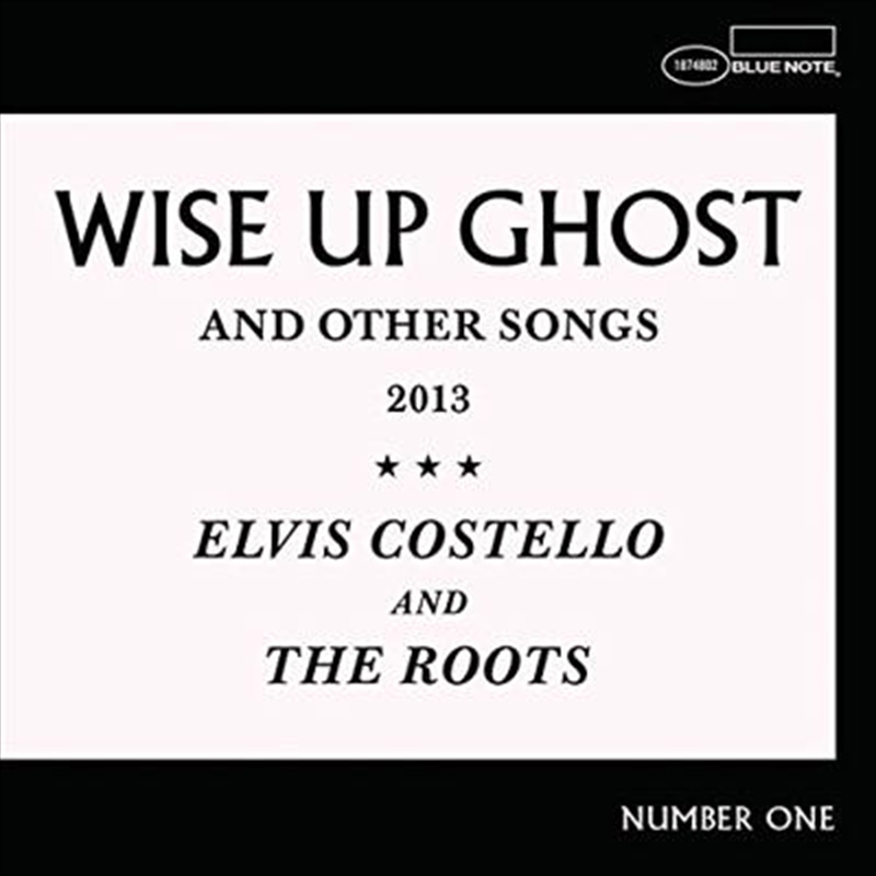 Wise Up Ghost | CD