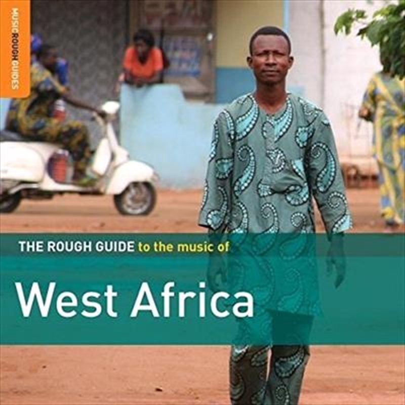 Rough Guide To The Music Of | CD