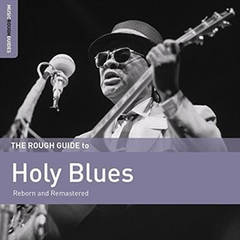 Rough Guide To Holy Blues | CD