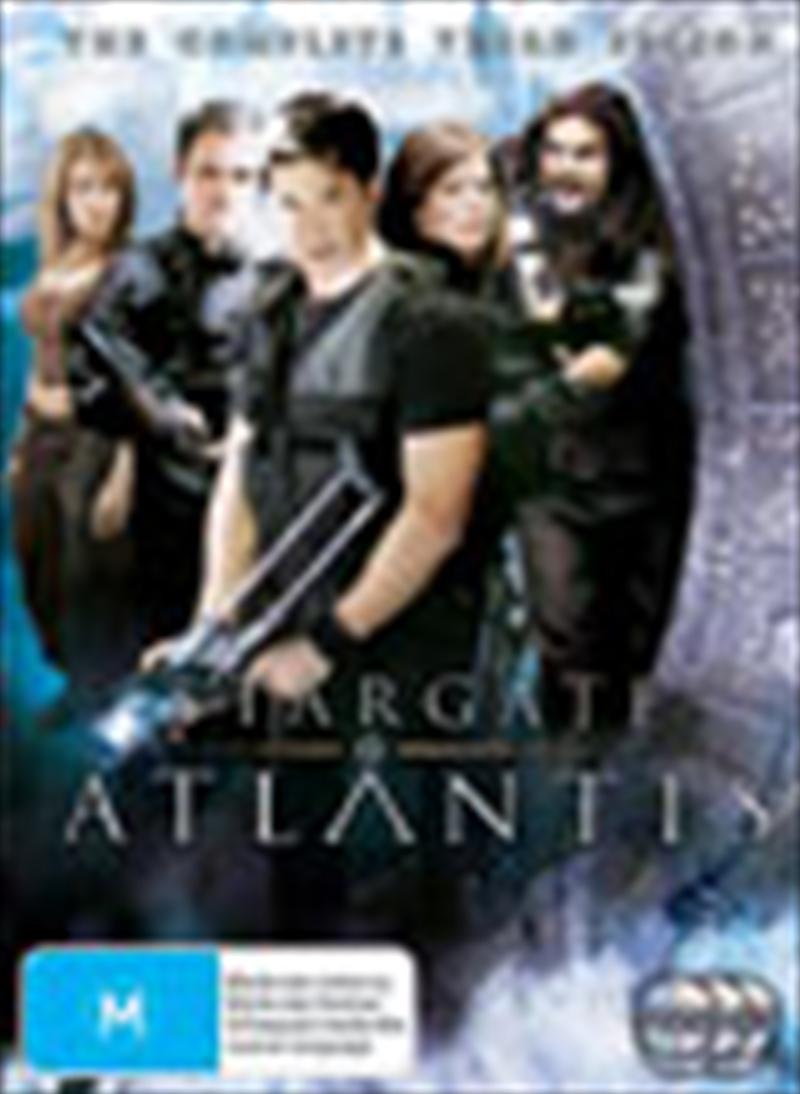 Stargate Atlantis; S3 | DVD