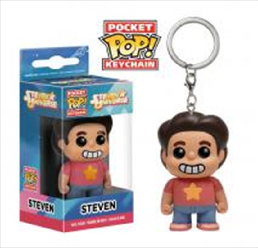 Steven Pop Keychain | Accessories