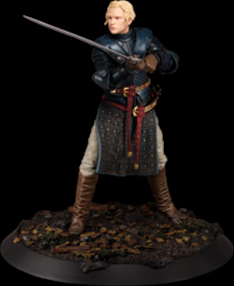 Brienne Of Tarth Statue   Merchandise