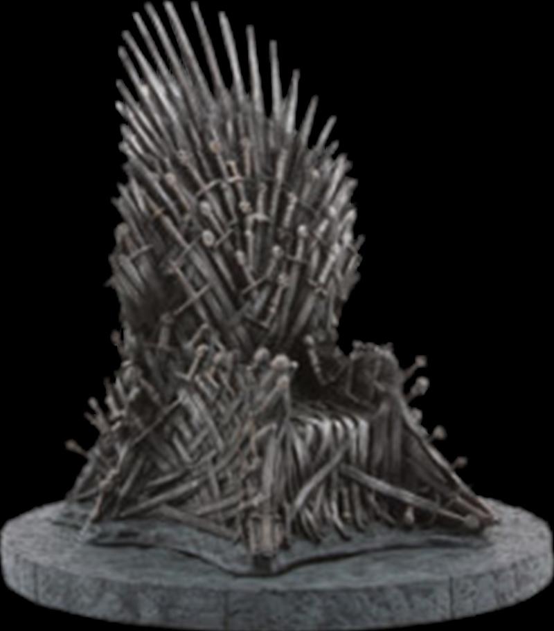 Iron Throne 7 Inch | Merchandise