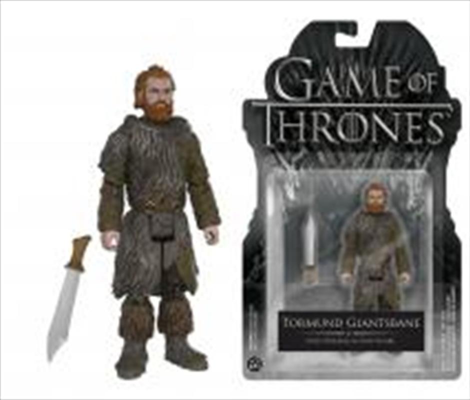 Tormund Giantsbane Act Figure | Merchandise