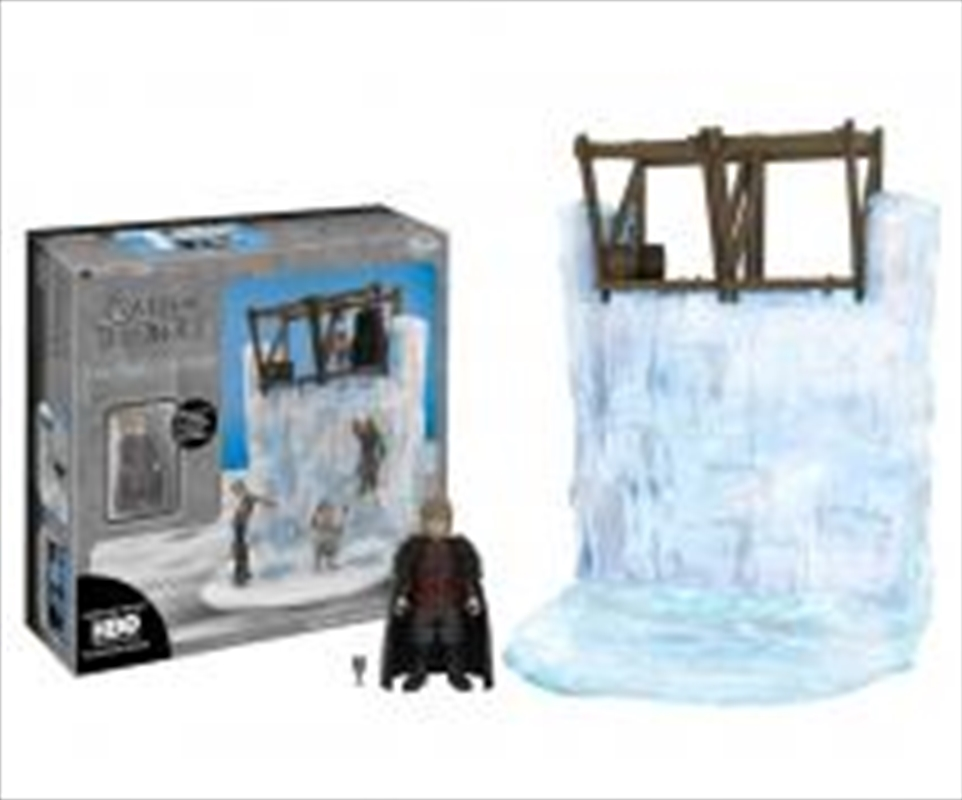 Wall And Tyrion Action Figure   Merchandise