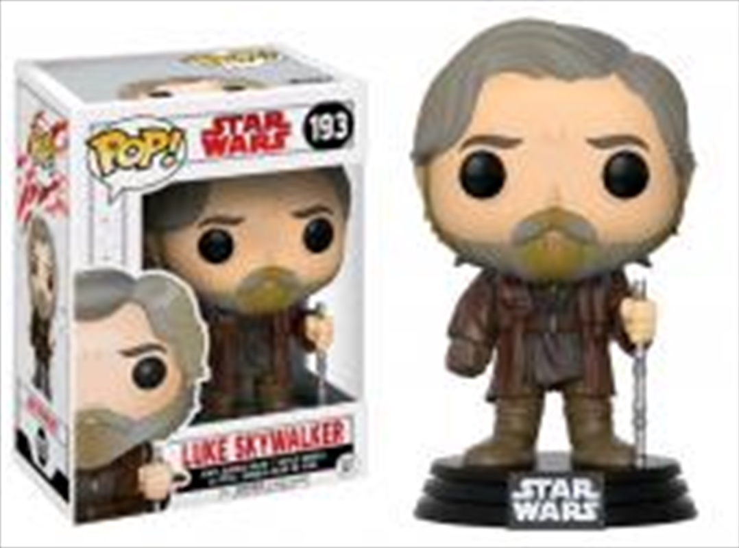 Luke Skywalker | Pop Vinyl