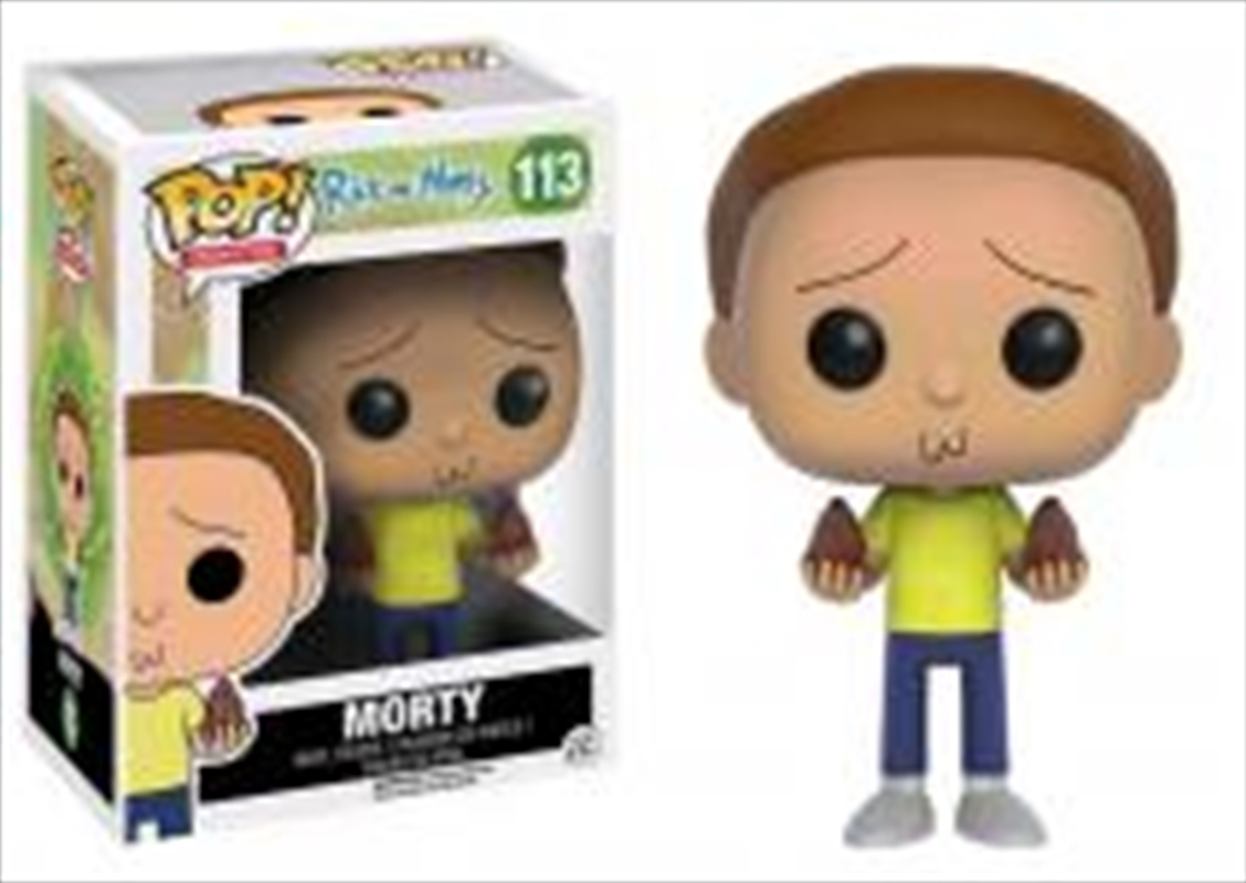 Morty | Pop Vinyl