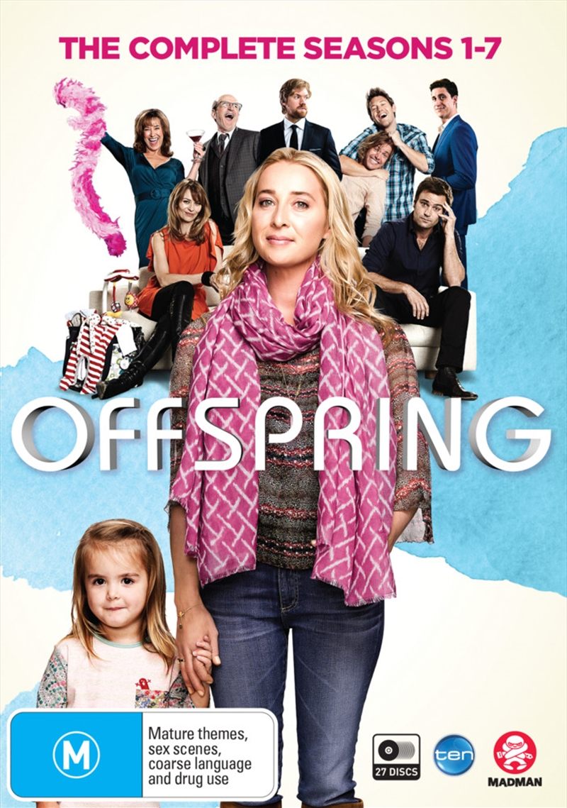 Offspring - Series 1-7 | Boxset | DVD