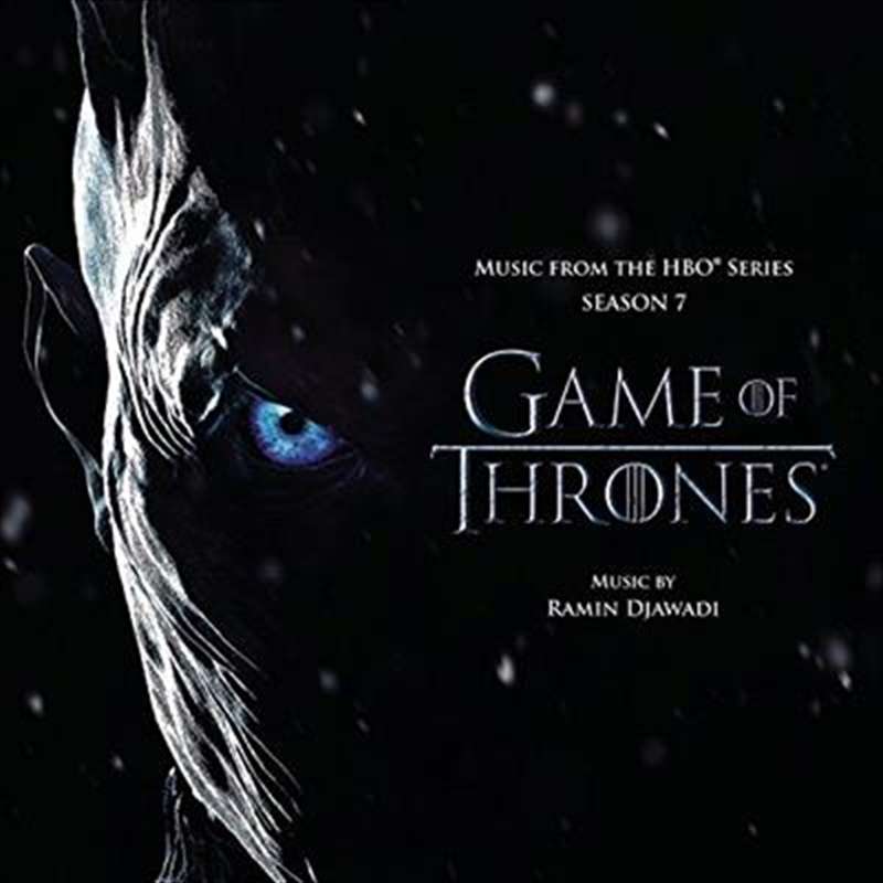 Game of Thrones - (Music from the HBO Series - Season 7) | CD