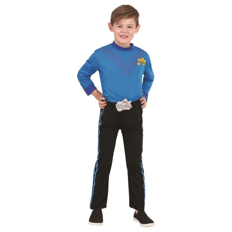 Anthony Deluxe 3-5yrs | Apparel