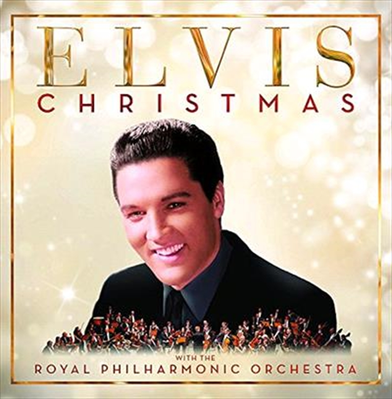 Christmas With Elvis Presley And The Royal Philharmonic Orchestra   Vinyl