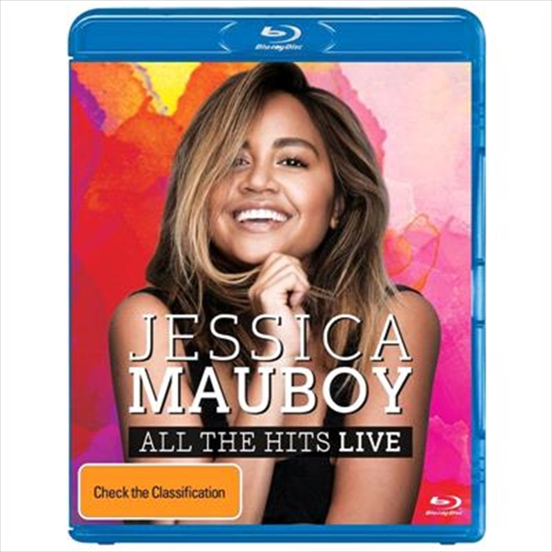 All The Hits Live | Blu-ray