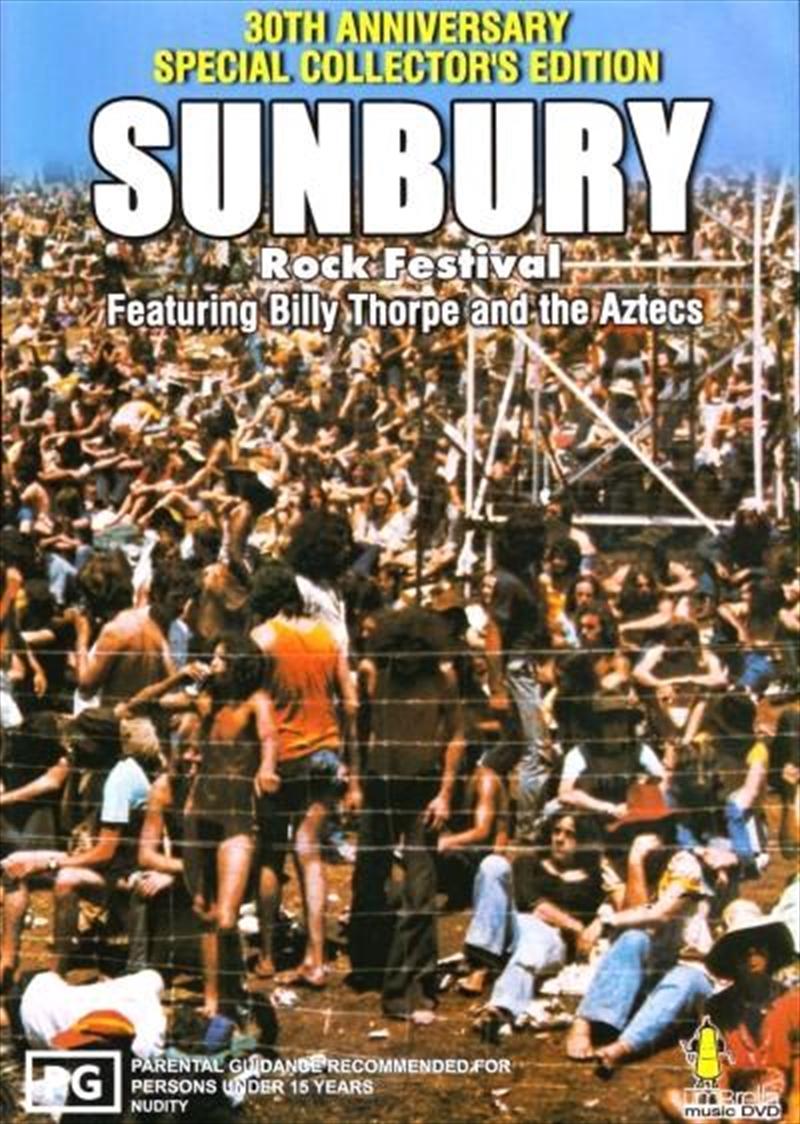 Sunbury | DVD