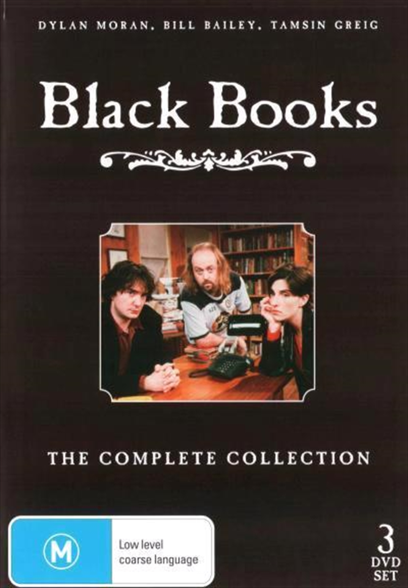 Black Books - Collector's Edition | DVD