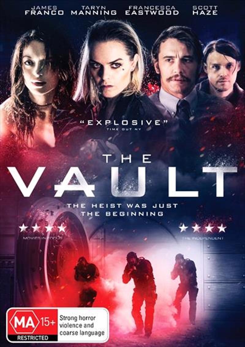 Vault, The   DVD