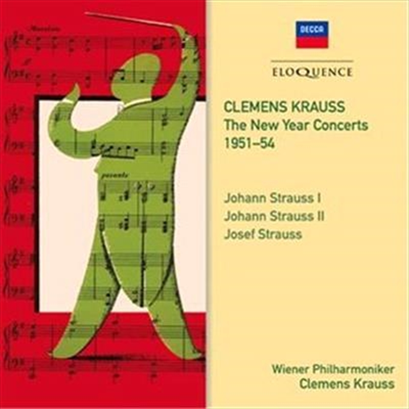 New Year Concerts: 1951-54 | CD