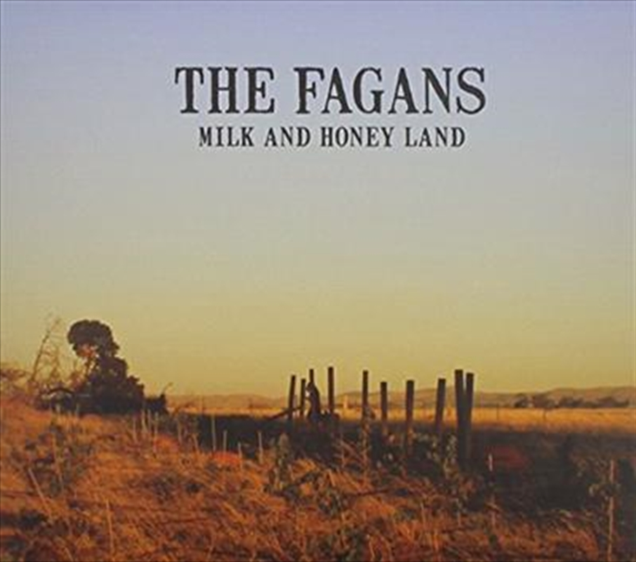 Milk and Honey Land | CD