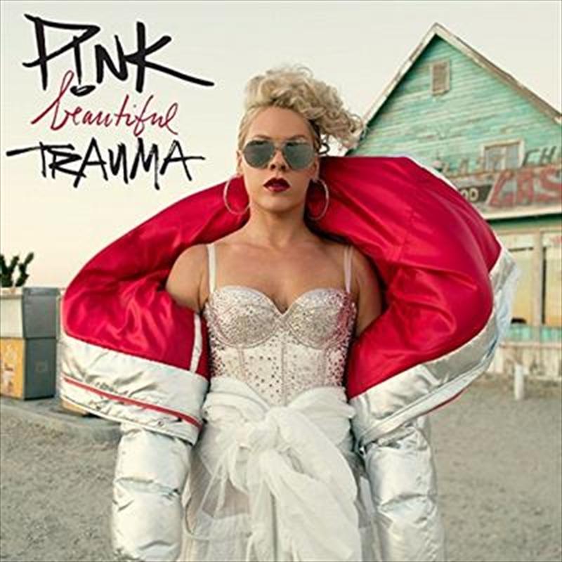 Beautiful Trauma | CD