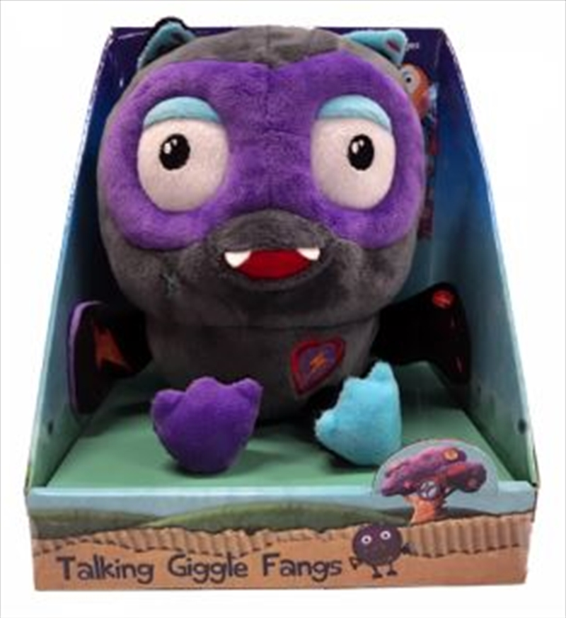 Talking Giggle Fangs | Toy