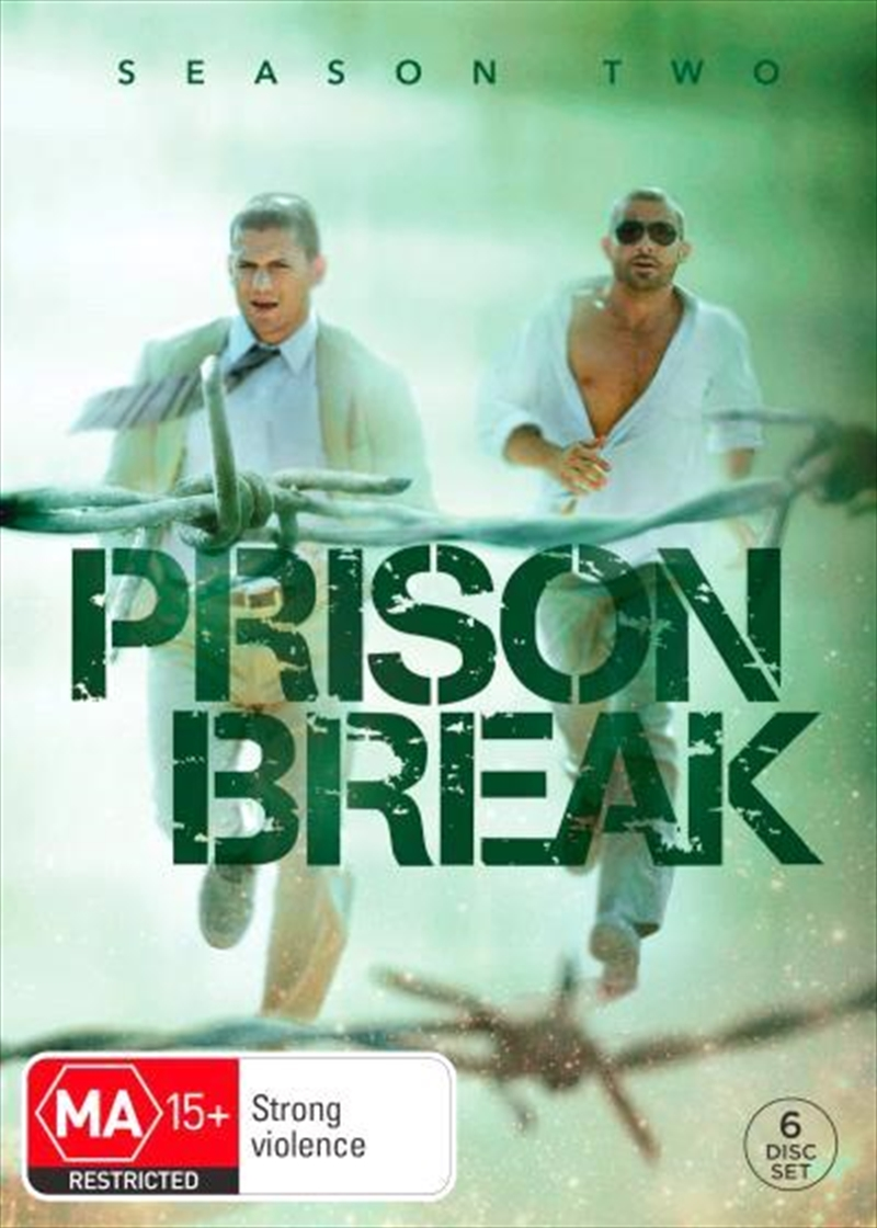Prison Break - Season 2 | DVD