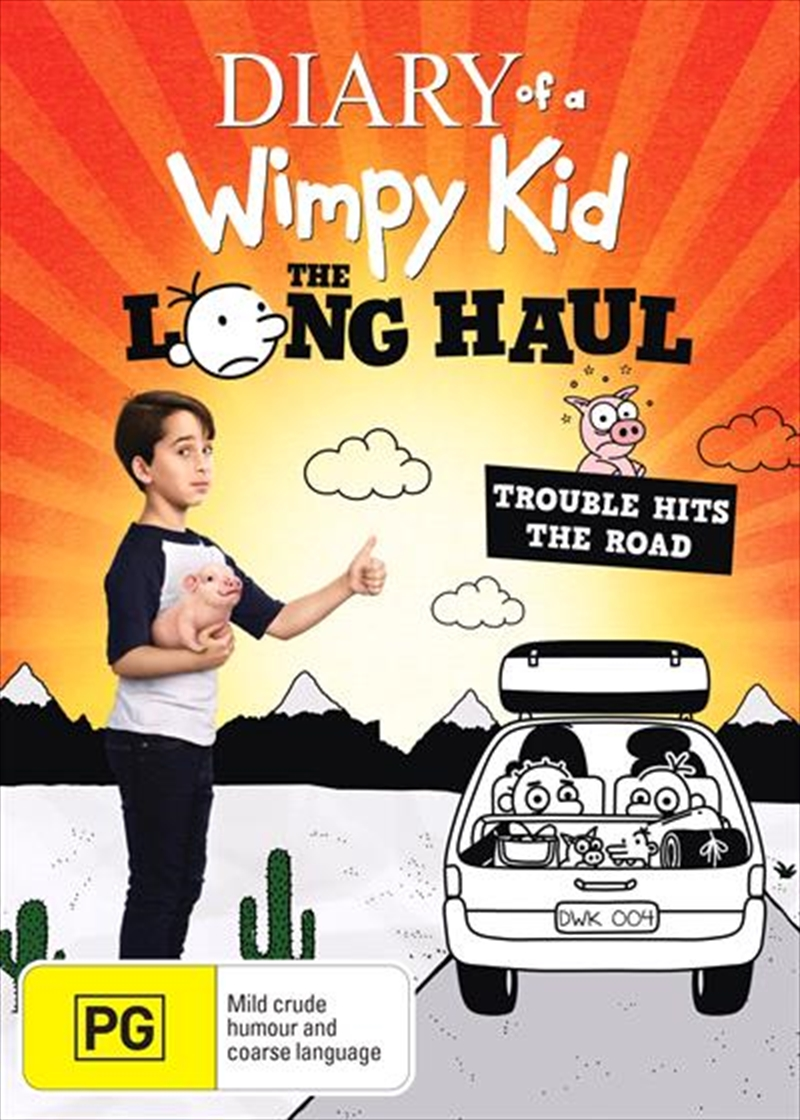 Diary Of A Wimpy Kid - The Long Haul | DVD