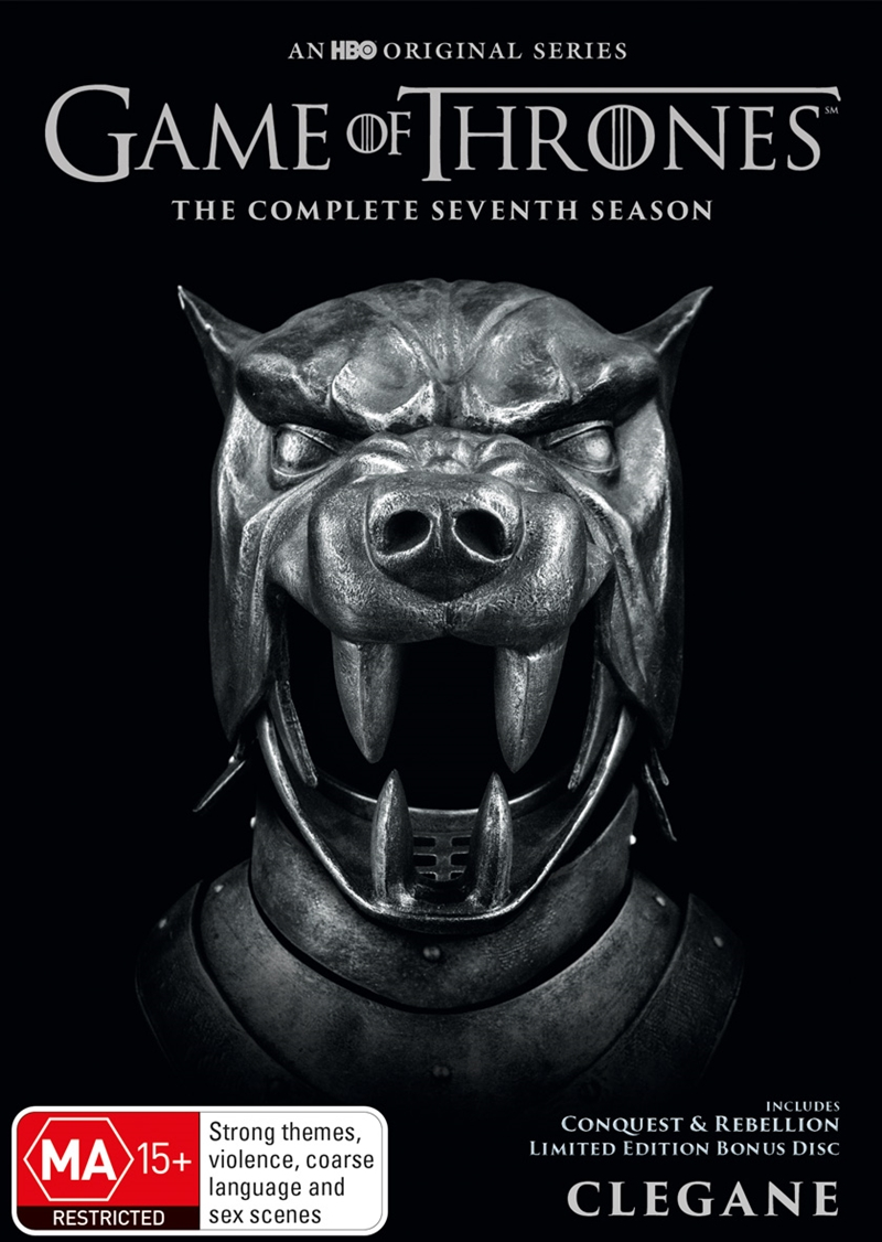 Game Of Thrones Season 7 Cover