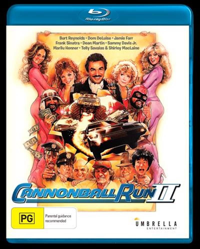 Cannonball Run II | Blu-ray