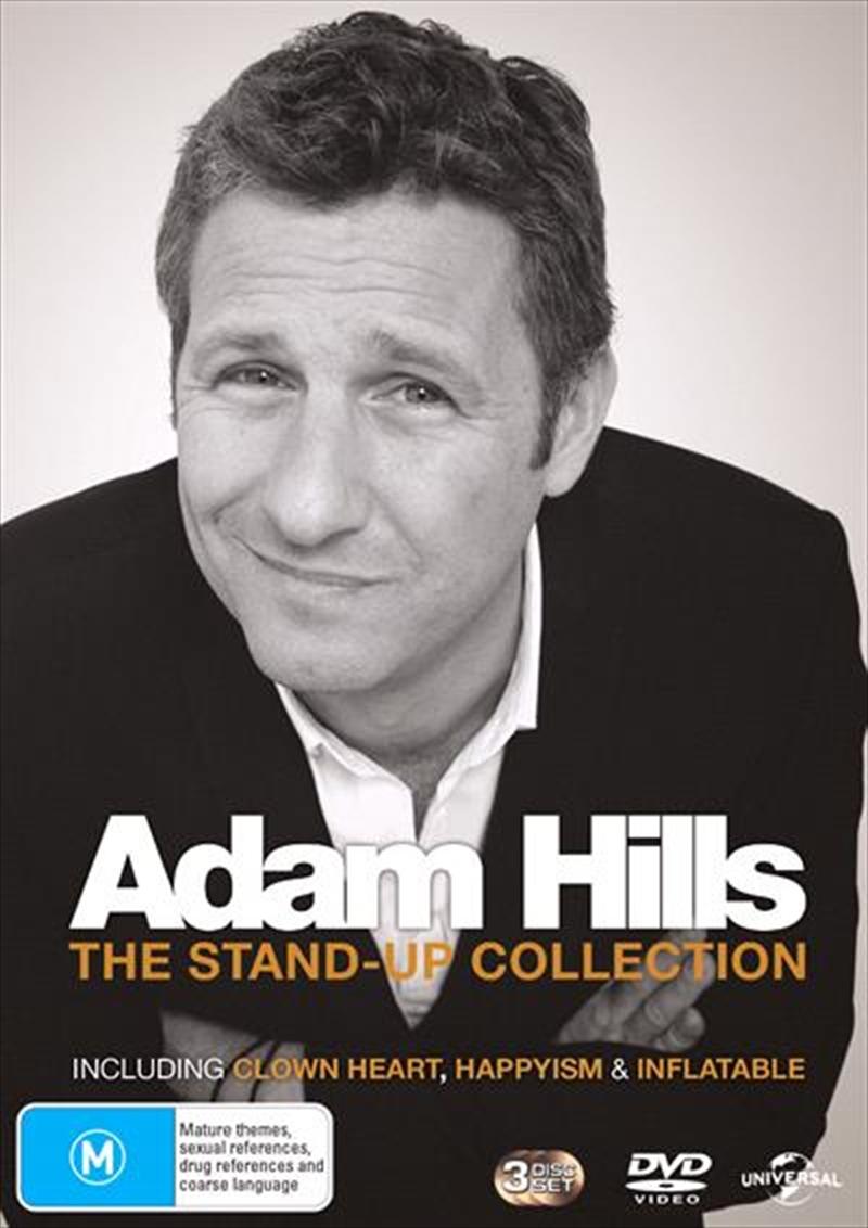 Adam Hills: The Live Collection Boxset | DVD
