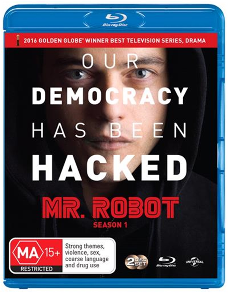 Mr. Robot - Season 1 | Blu-ray