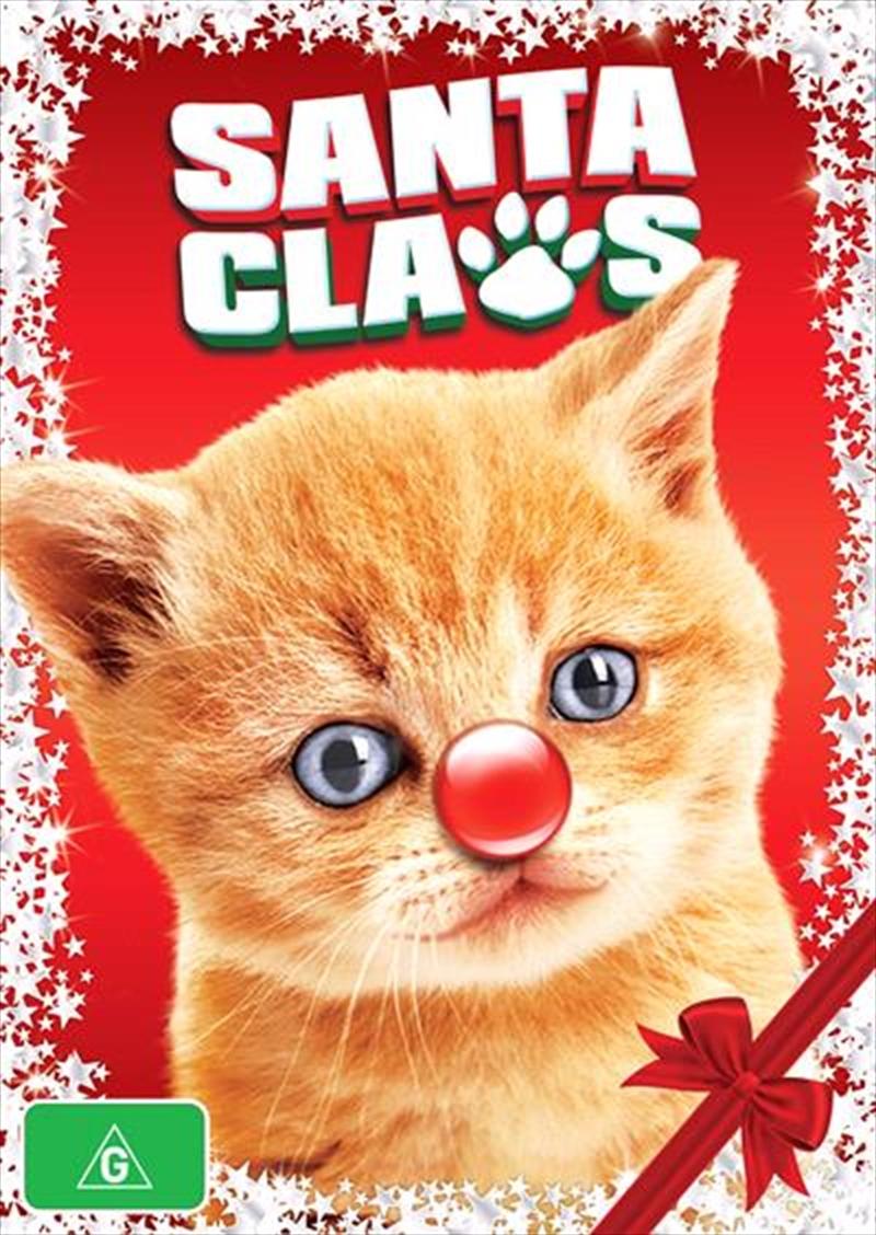 Santa Claws   DVD