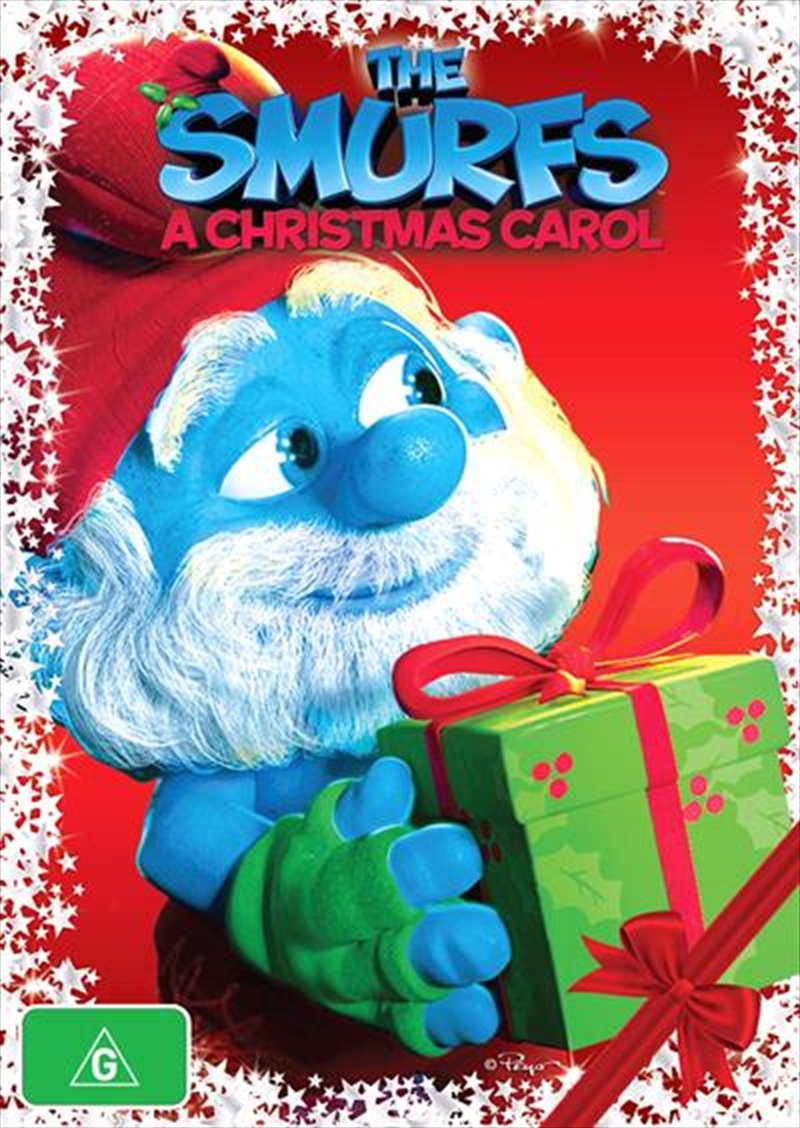 Smurfs: A Christmas Carol, The | DVD