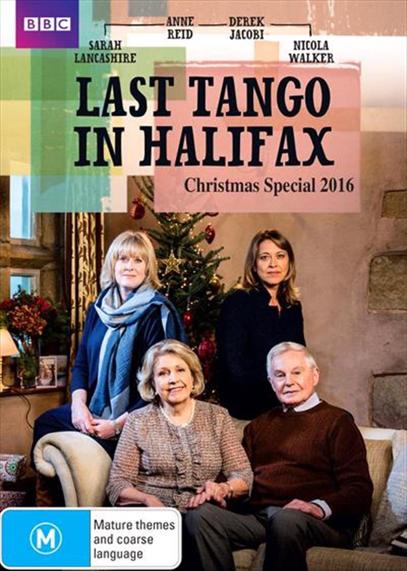 Last Tango In Halifax - X'mas Special 16 | DVD