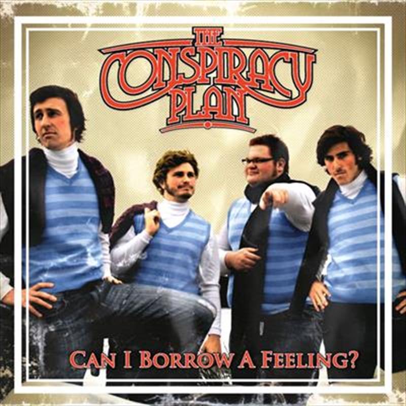 Can I Borrow A Feeling | CD